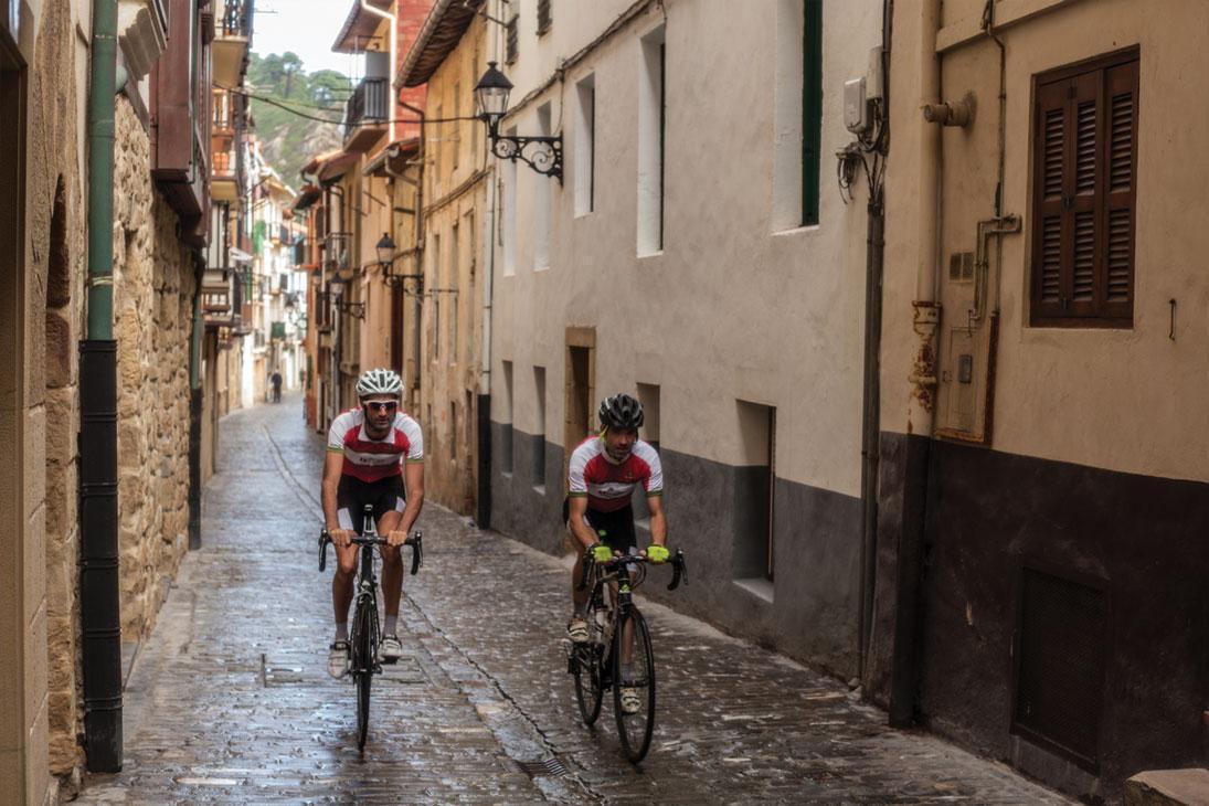 84ea15f08 Luxury Basque Cycling Tour